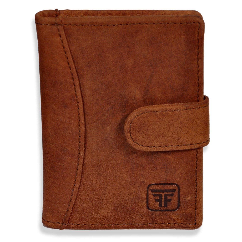 ATM debit card holder leather