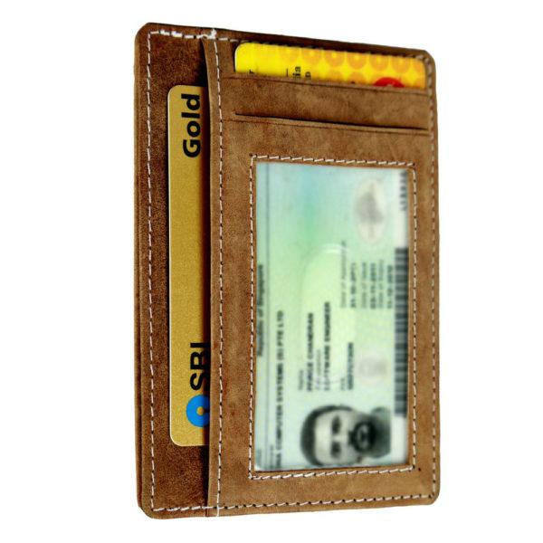 Fashion Freak Leather card holder for men Main